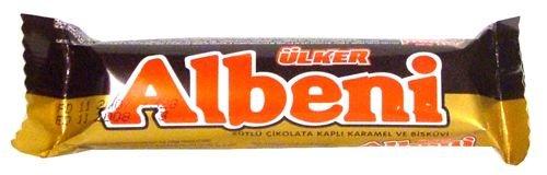 Caramel Chocolate Cookie Bar - 1.3oz (40g) by Ülker (Image #1)