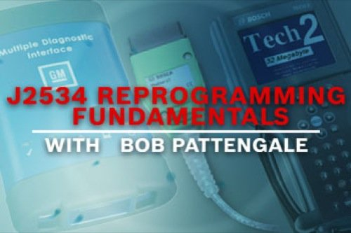 J2534 Reprogramming Fundamentals for sale  Delivered anywhere in USA