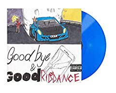 Super rare, limited edition blue colored vinyl. With only a very limited quantity of these beautifully colored variants pressed worldwide, this rare gem is a great addition to any record aficionados collection.