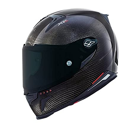 NEXX X.R2 Carbon Zero Black Motorcycle Helmet (Small)