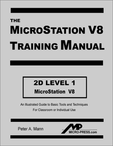 MicroStation V8 Training Manual 2D Level 1