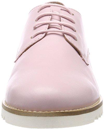 Apple of Eden Holly, Scarpe Stringate Derby Donna Pink (Light Pink)