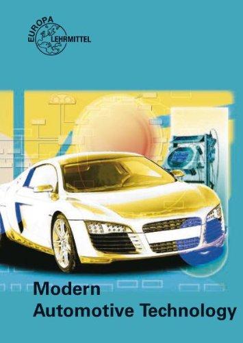 Modern Automotive Technology: Fundamentals, Service Diagnostics