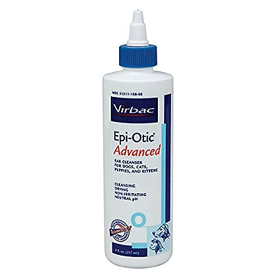 Virbac Epi-Otic Advanced Ear Cleanser For Dogs and Cats (All Sizes)