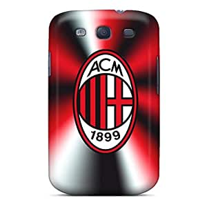 Rlbennett HHV1292BcbB Case For Galaxy S3 With Nice Ac Milan 3 Appearance