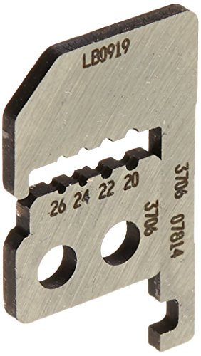 Ideal LB-919 Blade only for Custom Stripmaster Lite Wire Strippers, 20-26 ga