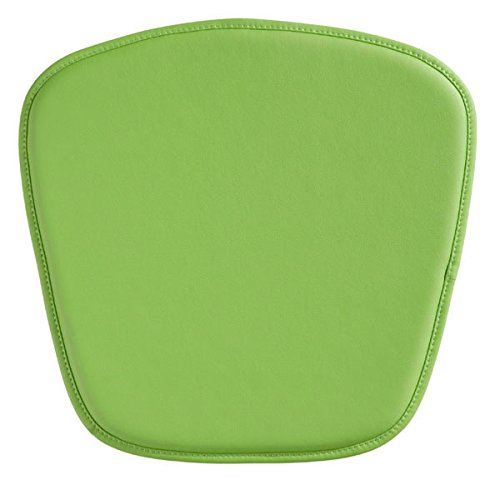 Zuo Chair Cushion for the Wire Chair, Green (Canada Cart Bar)