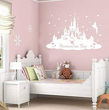 TheStickerStop - Principesse Disney Castello ...