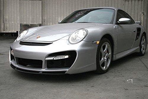 Amazon.com: Porsche GT Street Style Front Bumper for 997 Carrera & Turbo: Automotive