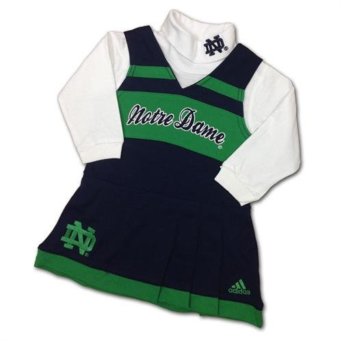 - Baby Fighting Irish Cheer Jumper Dress (18M)