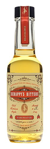 Scrappys Bitters Firewater Tincture 5oz