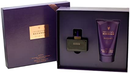 David Beckham Intimately Night – Estuche de regalo Eau de Toilette para mujer 75 ml: Amazon.es: Belleza