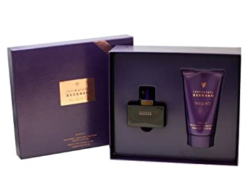Intimately Beckham Night by Beckham For Women. Set-edt Spray 2.5-Ounces Body Lotion 5-Ounces