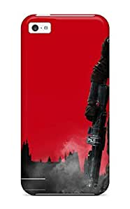 Shirley P. Penley's Shop New Wolfenstein The New Order Video Game Tpu Case Cover, Anti-scratch Phone Case For Iphone 5c Y83J4OTR7CIQRA77 WANGJING JINDA
