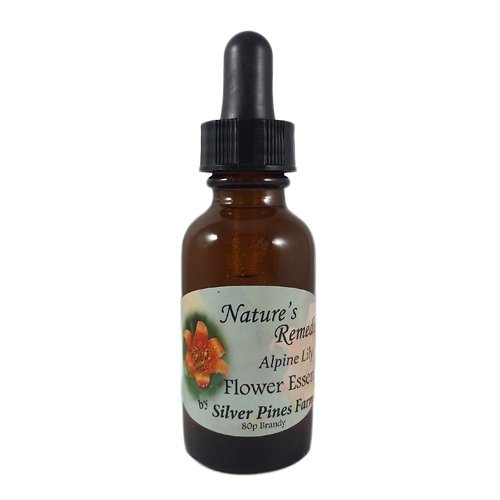 Alpine Lily Flower Essence - Nature's Remedies