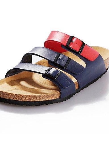 Zapatos 5 Uk10 hombres blanco Cn47 Negro Talla Cn43 Eu42 Ntx Única Casual Yellow us9 5 De Uk8 us11 rojo Red Eu45 5 Zapatillas amarillo Hombre 5 EqfnnS6