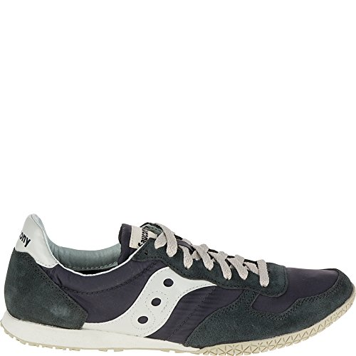 Saucony Originals Men's Bullet Classic Sneaker,Navy/Gray,10.5 M US