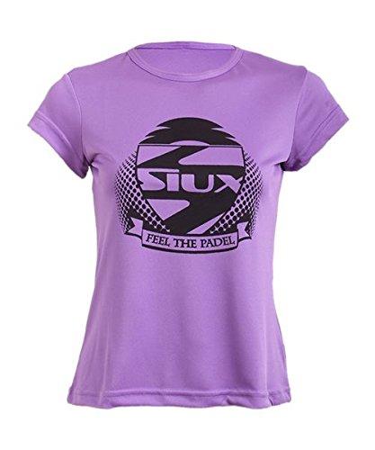 Siux Camiseta Entrenamiento Lila