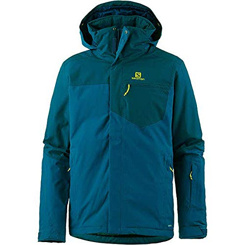 Jaqueta Salomon Masculina - Strike Jacket - Winter Salomon Strike Jacket M Homens G Azul