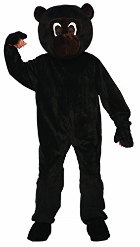 Forum Novelties Unisex-Children Plush Child's Mascot Costume, Monkey, -