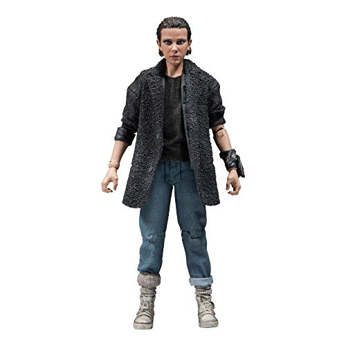 McFarlane Toys Stranger Things Series 3 Punk Eleven Action Figure