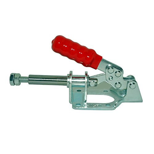 XrPaowa Hand Tool 302F Toggle Clamp Quick Release Push Pull Type 136Kg/300Lbs Holding Capacity Toggle Clamp