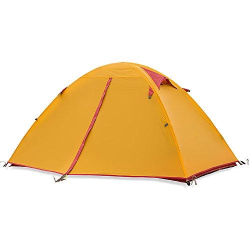 スイス人プレート宇宙のHYSENM キャンプ テント 二人用 コンパクト 防風 防水 虫の侵入を禁止 通気性 登山 ビーチ ピクニック