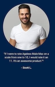 Vitality Ageless Male Max