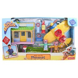 Amazon.com: Koala Brothers - Toys - Plane and Figure Set ...