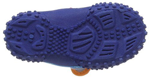 Playshoes Uv-schutz Badeschuhe Die Maus - Zapatillas Niños Azul (original 900)