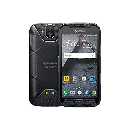 Kyocera DuraForce Pro E6830 Sprint (GSM Unlocked) - Military Grade Rugged Smartphone Waterproof - Black