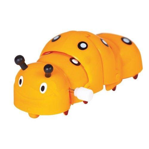 Spielzeug-Raupe zum Aufziehen Planet Happy CCATERPILLAR