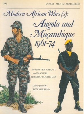 Modern African wars 2: Angola and Mozambique 1961_74.: Amazon ...