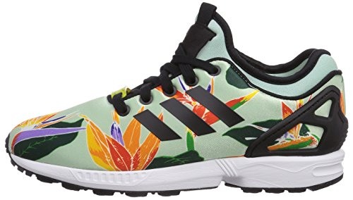 Zx Flux Black core blush yellow Donna Sneakers st S15 Nps Green Da Verde Adidas F1wdqF