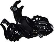 Shimano Tourney TY300 6/7-Speed Rear Derailleur with Dropout Claw Hanger