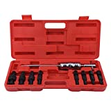 Walmart 9 Pieces Blind Hole Bearing Gear Puller Slide Hammer Internal Extractor Removal