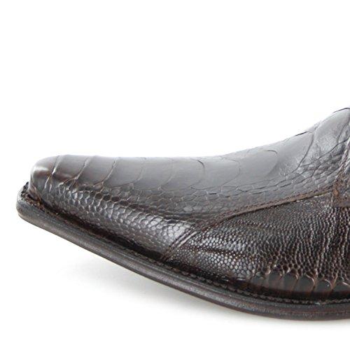 Sendra Boots 7965A, Scarpe stringate uomo Marrone marrone Niger