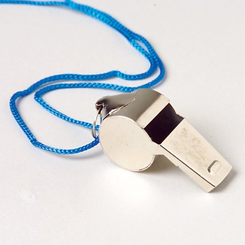 One Metal Whistle -