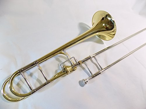 Bb/F Thayer Valve Trombones Lacquer Finish 13.9mm Bore Brass Body with Case Instrumentos Musicais Profissionais on Sale