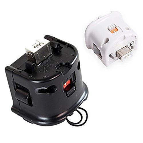 F/ür Wii MotionPlus Adapter Beschleuniger Griffsensor Beschleuniger Motion Plus Adapter Sensor NewBull-Beschleuniger f/ür die Wii-Fernbedienung