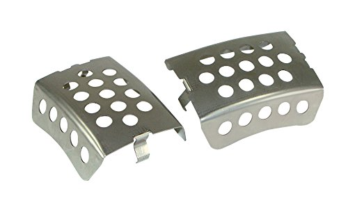 V-Factor 58319 Front Caliper Screen Inserts for V-Rod and Touring Model