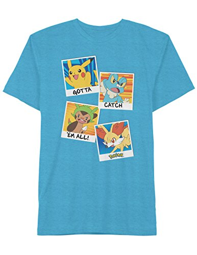 Pokemon Big Boys Instant Pics - Gotta Catch 'Em All! T-Sh...