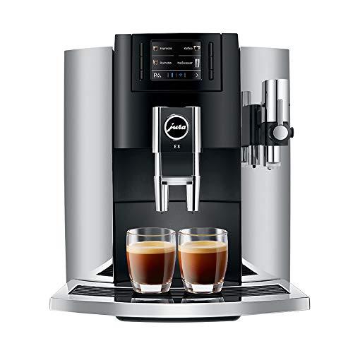 Jura E8 Automatic Coffee/Epresso Maker (Chrome) (Certified Refurbished)