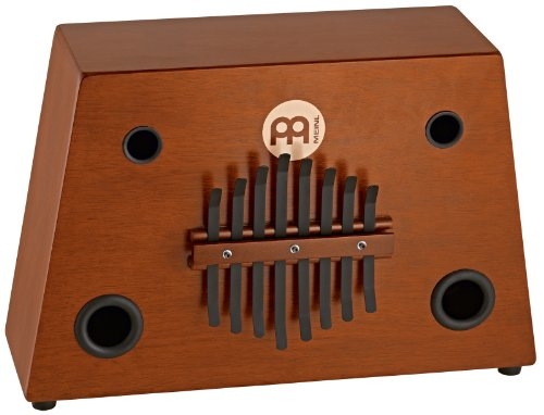 Meinl Percussion Marimbula, 8 Steel Tongues - Tuning: F C G D F A D G by Meinl Percussion (Image #1)