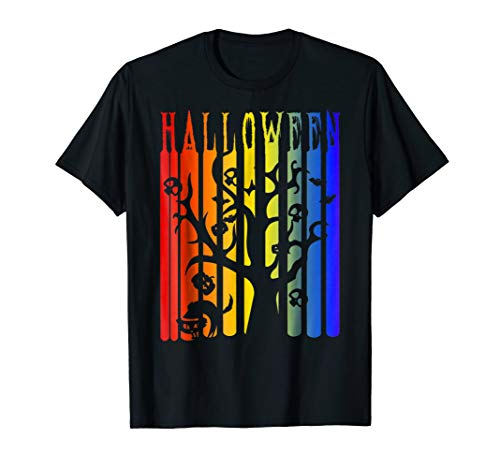 Cool Castle Halloween Gift Scary ideas Tshirt for party -