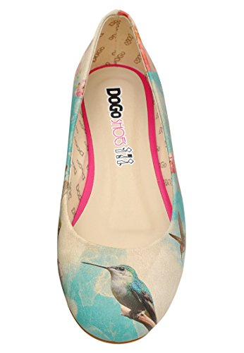 DOGO Damen Fly Away Ballett Bunt