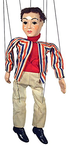 Puppet Marionette Art (Home Comforts LAMINATED POSTER Doll Control Toy Strings Puppet Marionette Human Poster)