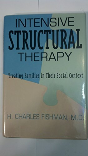 Intensive Structural Therapy (Basic Professional Books)