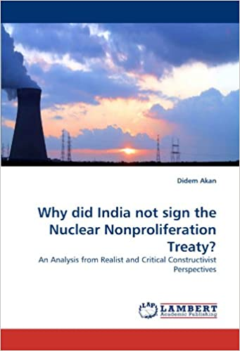 nuclear non proliferation treaty india