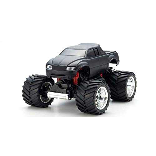 Kyosho Mini-Z Monster EX Mad Force 1:27-Scale RC Monster Truck - Force Kyosho Monster Truck Mad